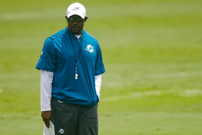 Brian Flores, Dolphins