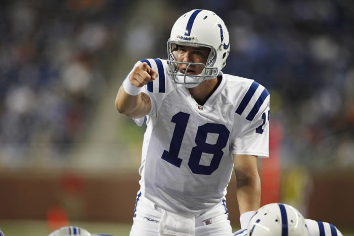 Manning wins yet another MVP, and makes another trip to the Super Bowl