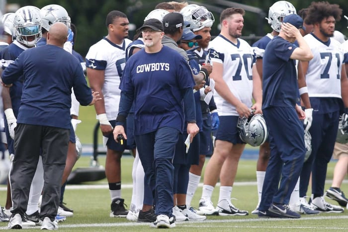 Cowboys defensive woes