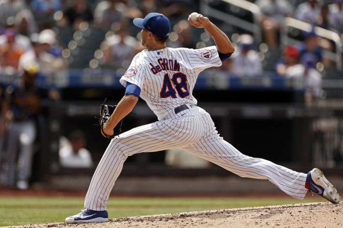The extent of Jacob deGrom's dominance