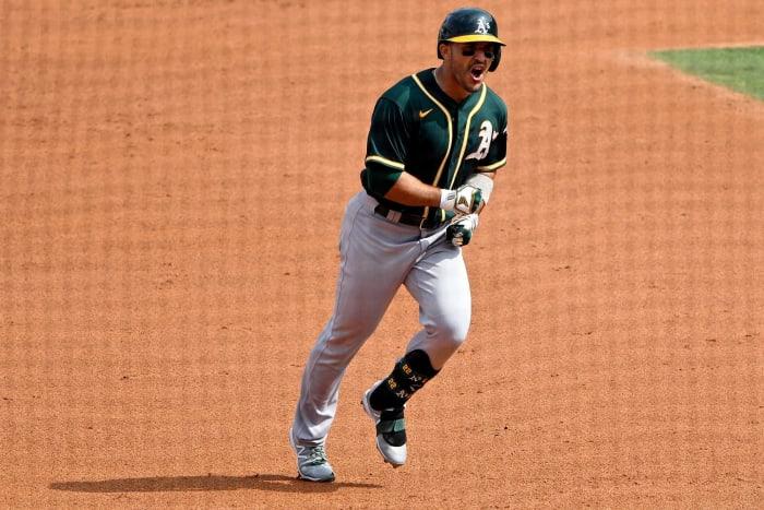Oakland Athletics: Ramon Laureano, CF