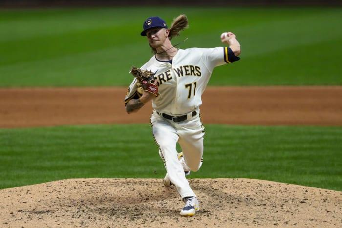 Josh Hader, RP Milwaukee Brewers