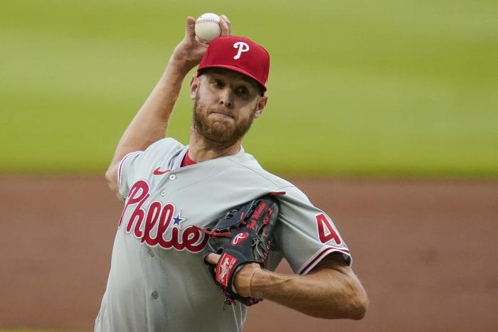 Zack Wheeler, Phillies