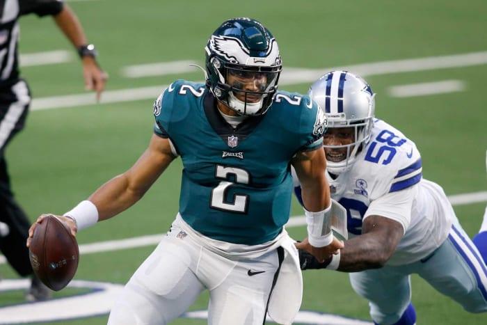 Philadelphia Eagles: Is Jalen Hurts an NFL starter?