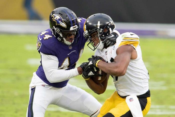Baltimore Ravens: Marlon Humphrey, CB