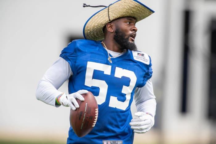 Indianapolis Colts: Darius Leonard