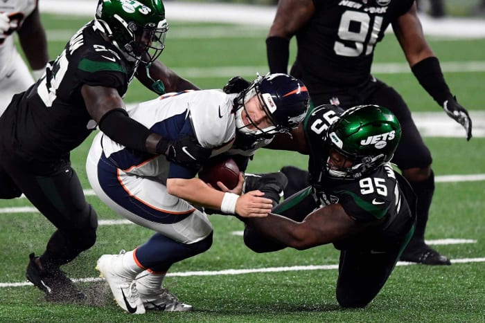 New York Jets: Quinnen Williams, DT