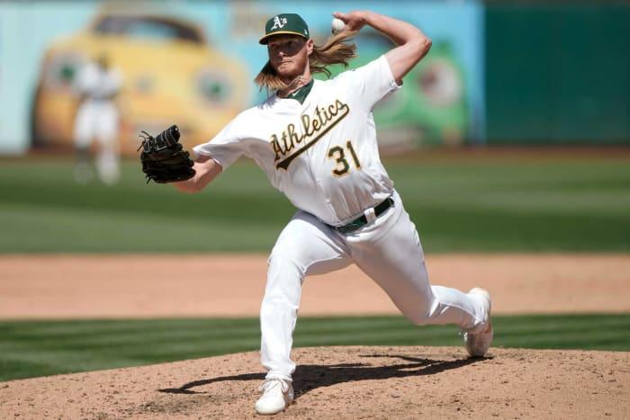 Oakland Athletics: A.J. Puk, P
