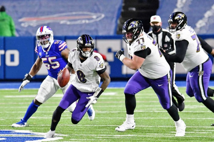 Baltimore Ravens: Can Lamar Jackson find playoff success?