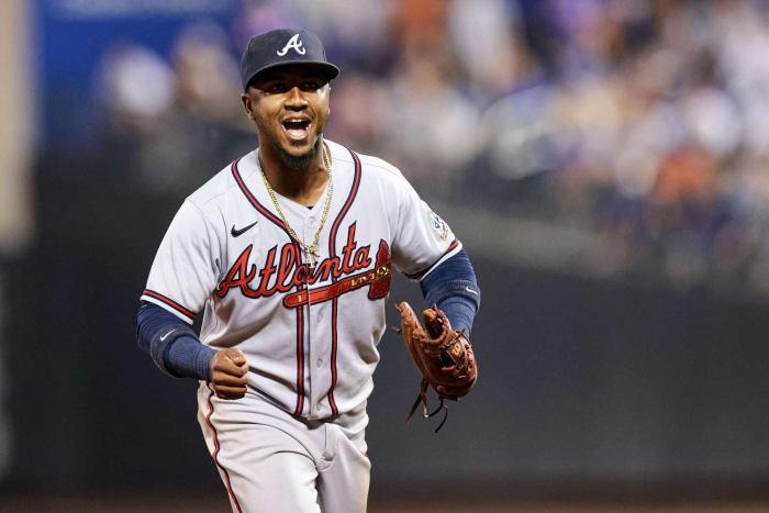 Atlanta Braves: Ozzie Albies, 2B