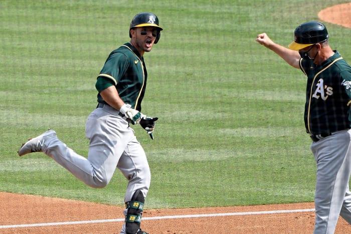 Oakland Athletics: Ramon Laureano