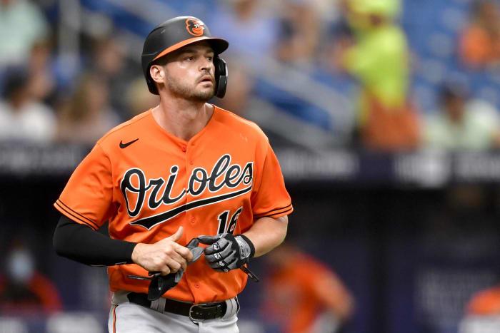 Trey Mancini, 1B  Baltimore Orioles