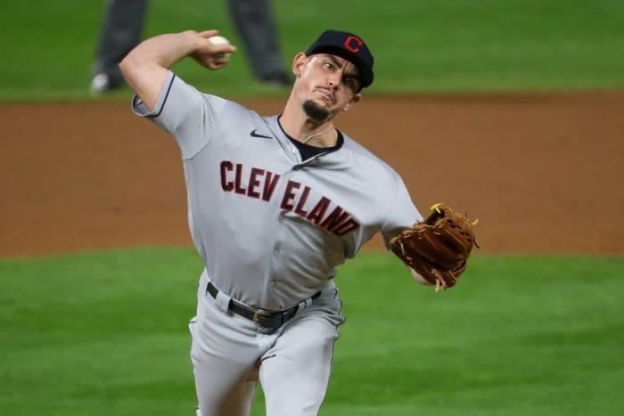 Nick Wittgren, RP Cleveland Indians