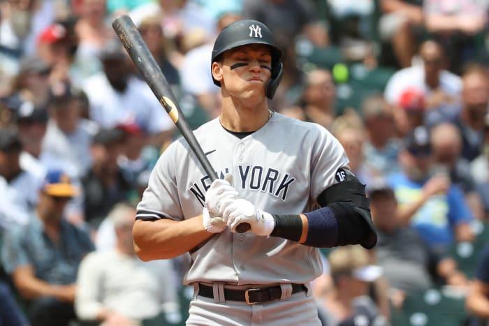 The Yankees' struggles