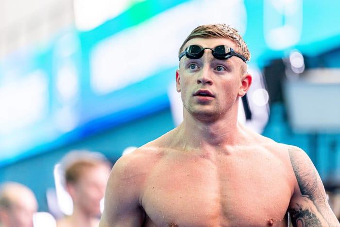 The next Michael Phelps