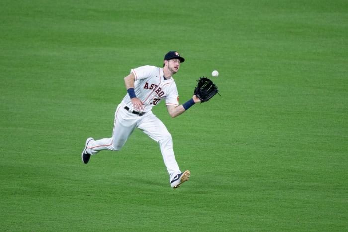 Kyle Tucker, OF  Houston Astros