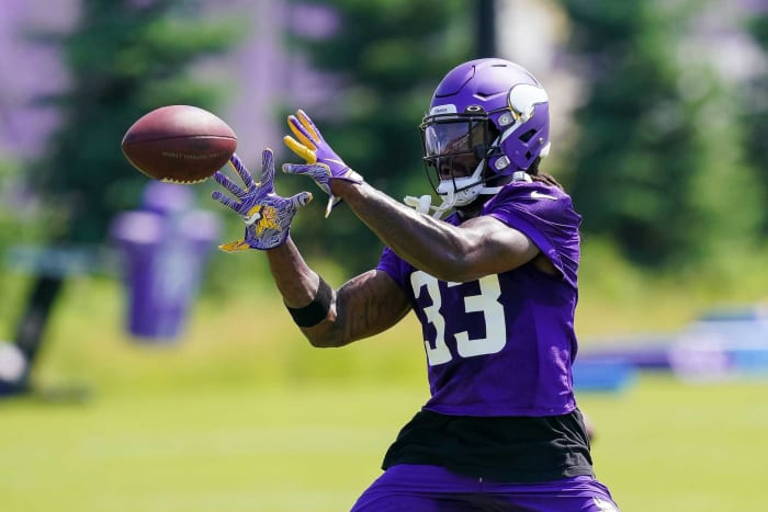 Minnesota Vikings Strength: Offensive Weapons