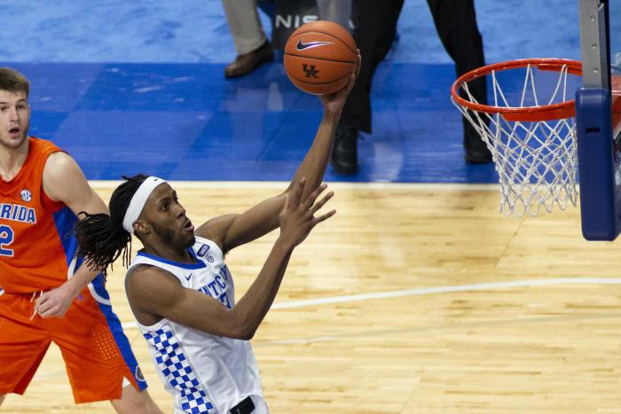 Charlotte Hornets: Isaiah Jackson, Kentucky