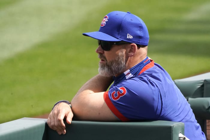 Chicago Cubs: David Ross, NL Manager of the Year
