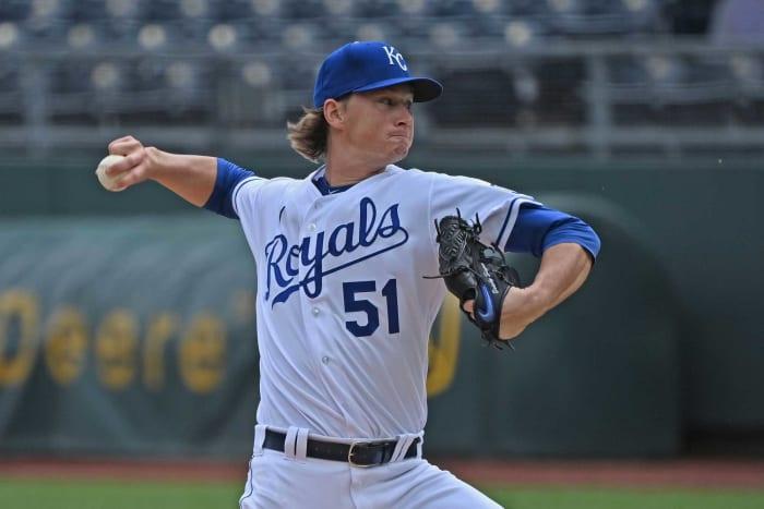 Kansas City Royals: Brady Singer, SP