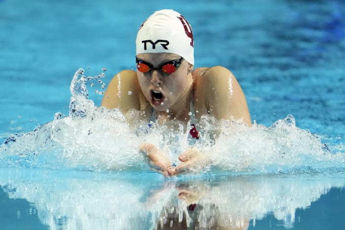 Lilly King (women's swimming)