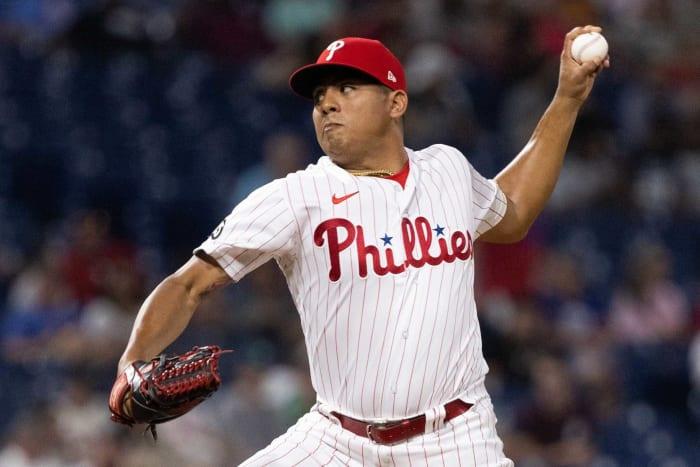 Philadelphia Phillies: Ranger Suarez, RP