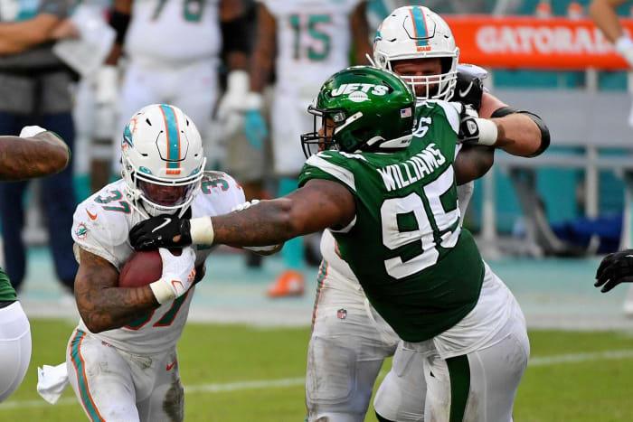 New York Jets Strength: Defensive Line