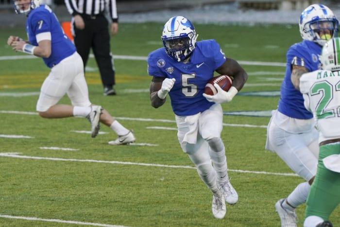 Kevin Marks, Running Back, Buffalo