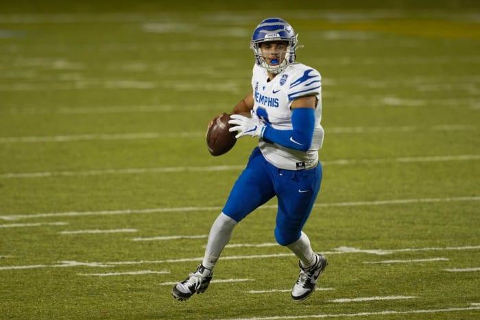 Brady White, QB, Memphis