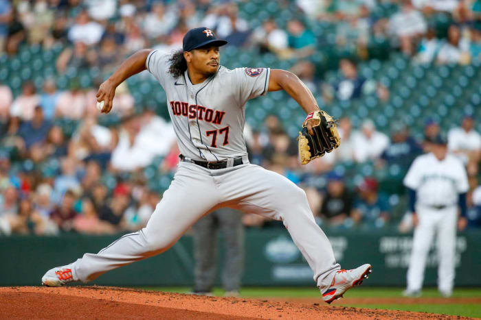 Houston Astros: Luis Garcia, SP