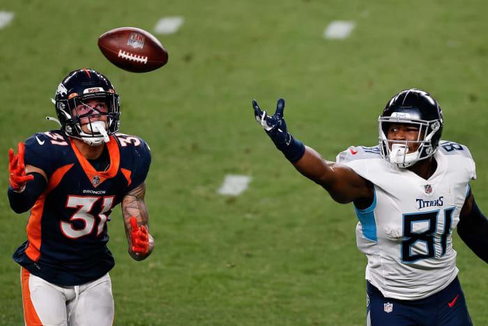 Denver Broncos Strength: Secondary