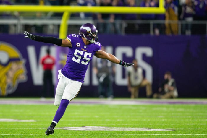 Minnesota Vikings: Anthony Barr