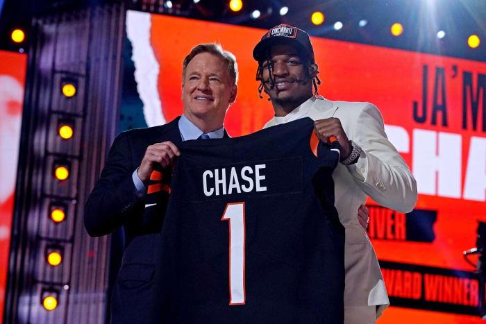Cincinnati Bengals: Ja'Marr Chase, WR