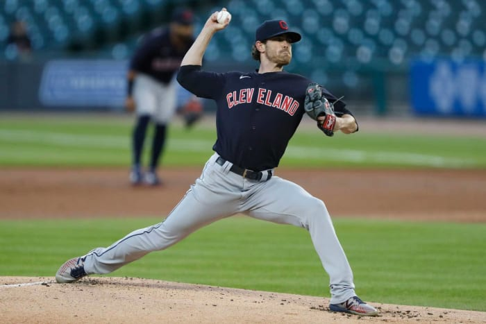 Cleveland Indians: Shane Bieber, SP