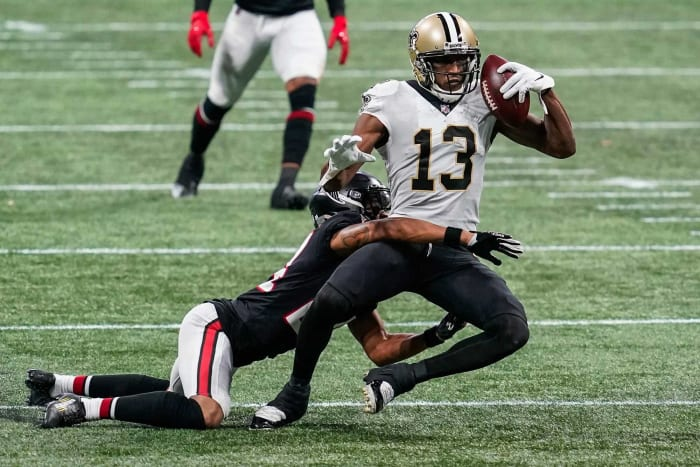 New Orleans Saints Weakness: Receivers