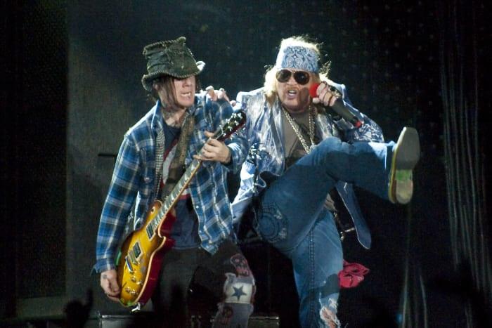 Guns N 'Roses