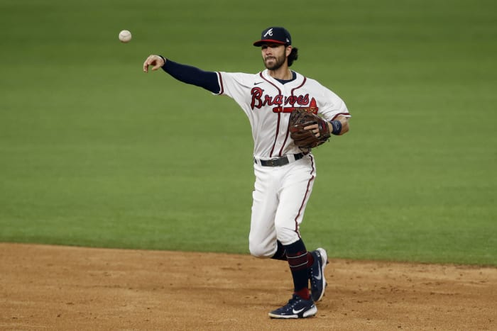 Dansby Swanson, Braves