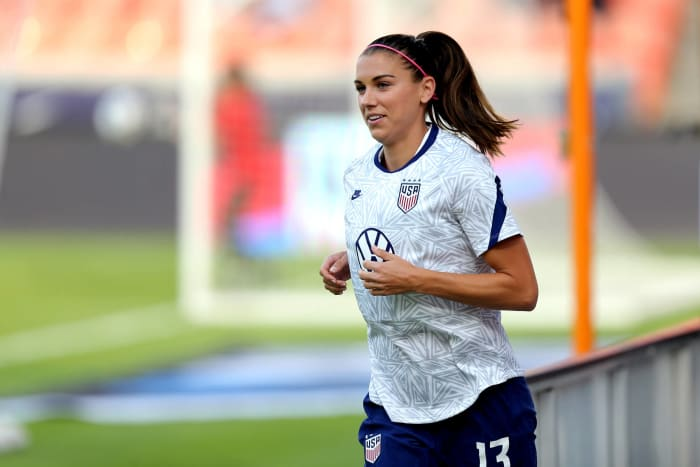 Alex Morgan (women's soccer)