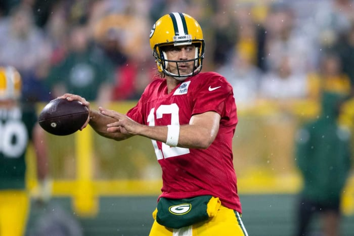 Green Bay Packers Strength: Quarterback