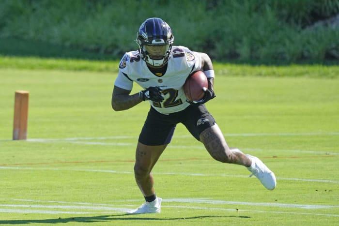 Rashod Bateman, WR, Ravens