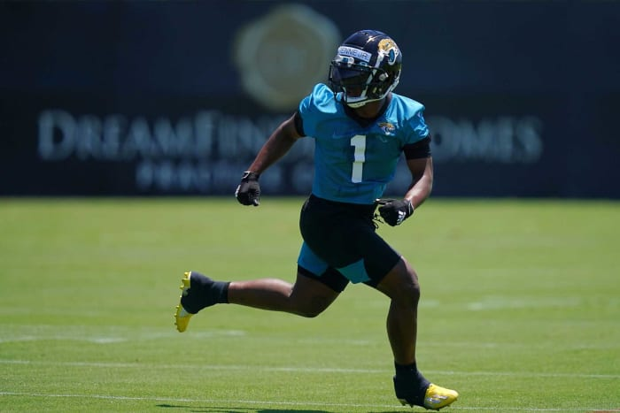 Jacksonville Jaguars: Drafted RB Travis Etienne