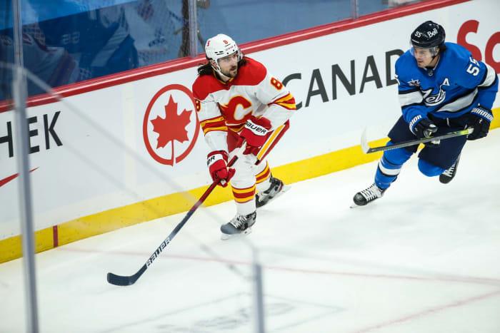 Chris Tanev, Calgary Flames