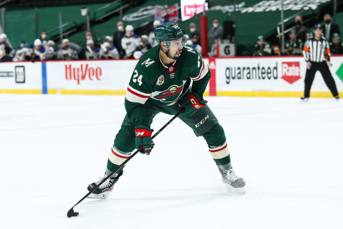Defense: Matt Dumba (Minnesota Wild)