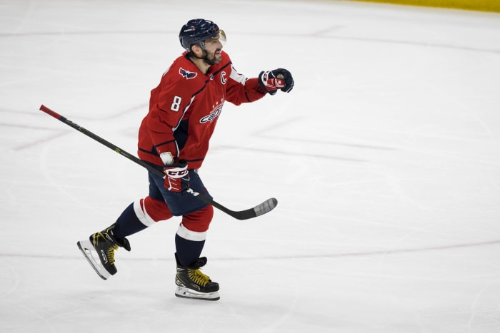 Washington Capitals: Contender