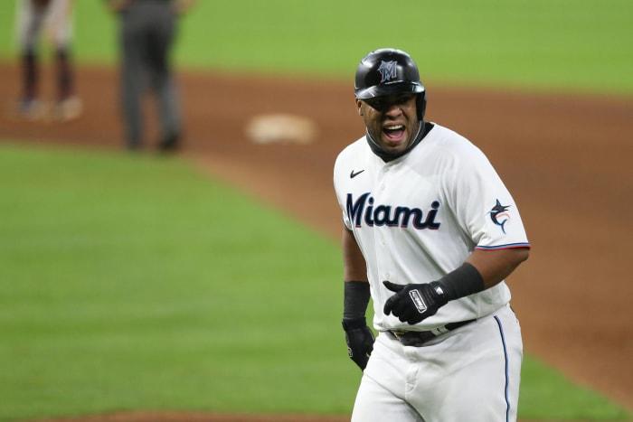 Miami Marlins: Jesus Aguilar