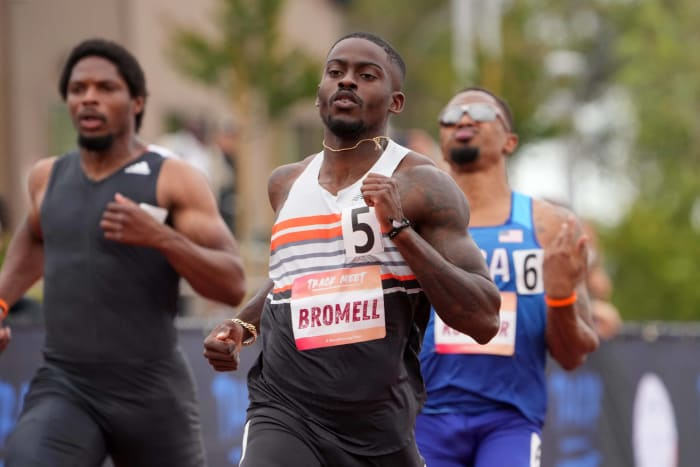 Trayvon Bromell (men's track and field)