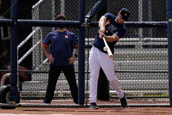 Houston Astros: Kyle Tucker, RF