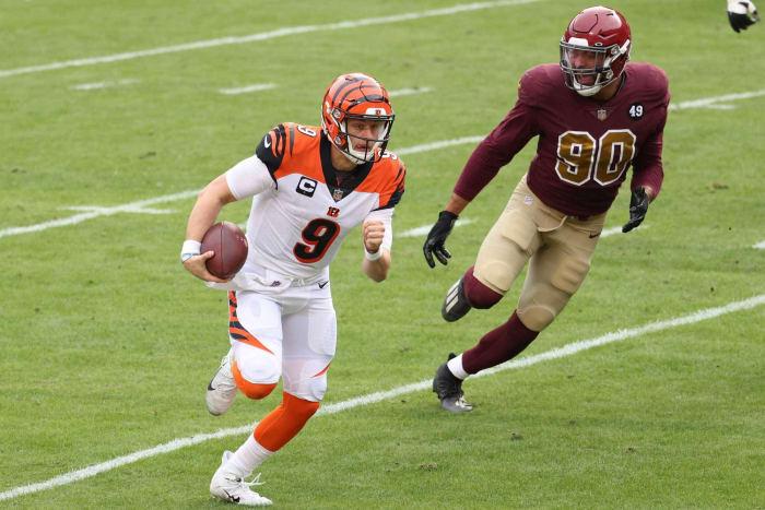 Cincinnati Bengals: Can the offensive line protect Joe Burrow?