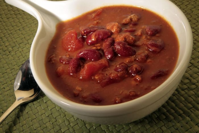 Stay Warm With These 20 Twists On Traditional Chili Yardbarker