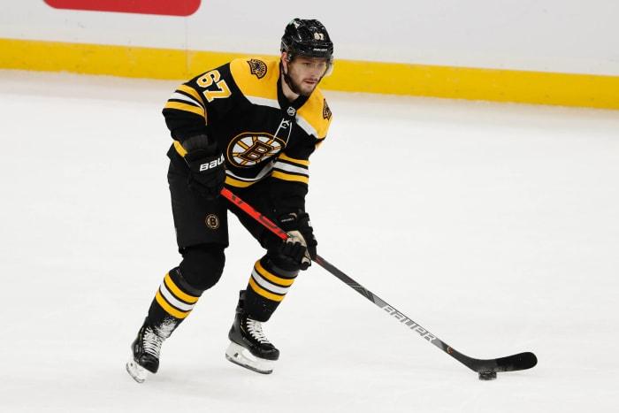 Defense: Jakub Zboril (Boston Bruins)